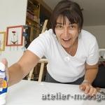 Hier arbeitet Barbara (Herrmann-Lange)